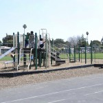Brentwood Academy playground before